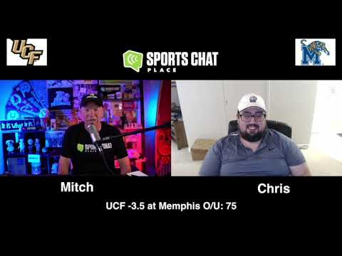 UCF at Memphis College Football Picks & Prediction Saturday 10/17/20   Sports Chat Place
