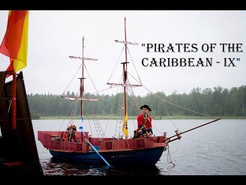 "LARP GoPro ""Pirates of the Caribbean - IX"""
