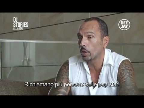 David Morales interview @ Pacha Ibiza (sottotitoli in italiano) - DJ STORIES ALL AREAS