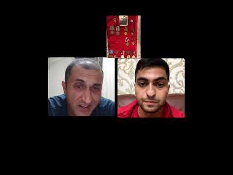 Азербайджанец и Армянин.(разговор о мире)