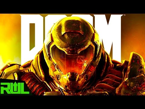 DOOM GAMEPLAY CAMPAIGN & MULTIPLAYER (DOOM Xbox One)
