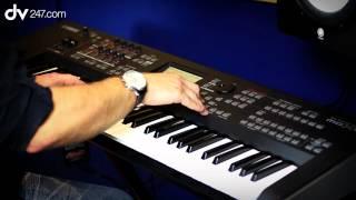 Yamaha MoX6 Workstation Synthesizer