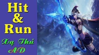 Hit and run - Best adc Việt Nam -LoL Troll Vlog
