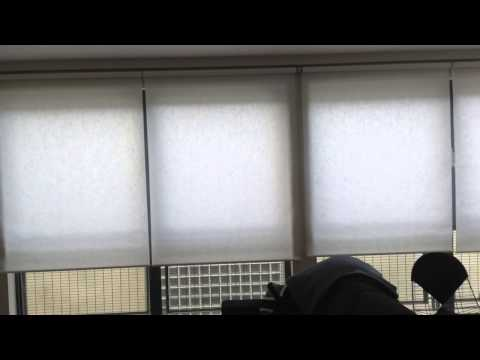 Electric roller blinds london