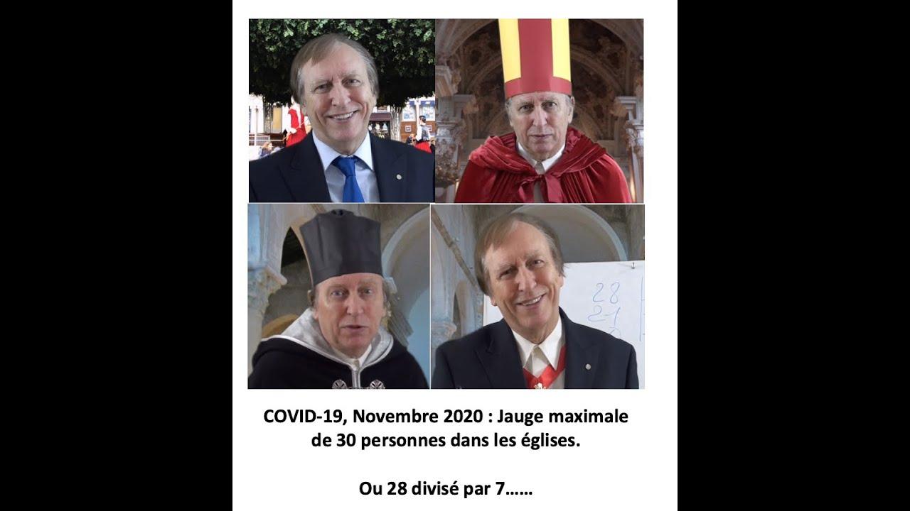 [Humour] SKETCH-HUMOUR-COVID-19- Jauge à 30 personnes – Novembre 2020   HD 720p