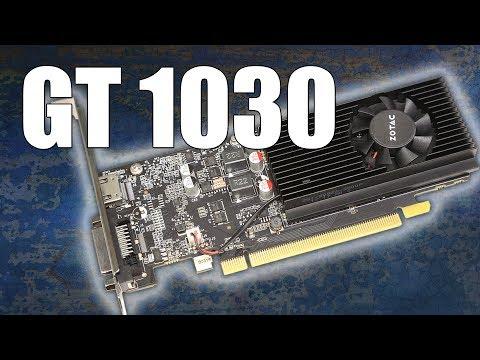 Até onde vai a Nvidia GeForce GT 1030 em games?