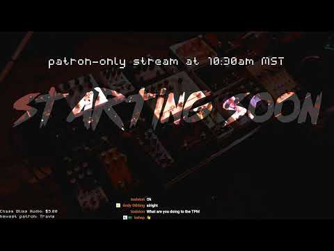 last stream with the tri-parallel mixer | live ambient guitar