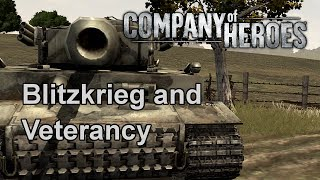 Company of Heroes: Blitzkrieg and Veterancy