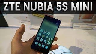 ZTE Nubia 5S Mini, prise en main au CES 2014 - par Test-Mobile.fr