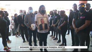 Derniers Adieux à Stéphan Phinéra-Horth