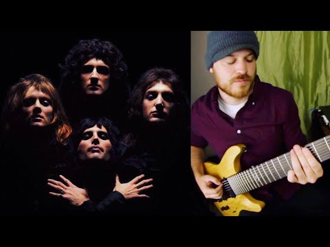 Bohemian Rhapsody Made With One Note