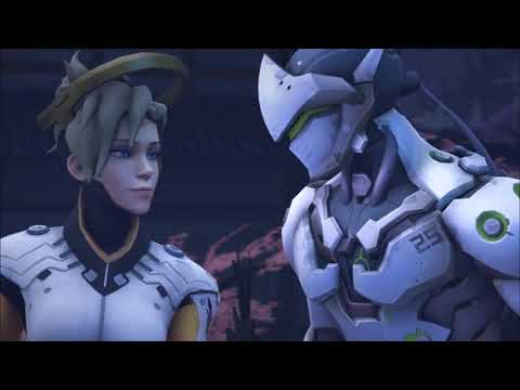 Mercy And Genji - Can't Help Falling In Love With You ♥