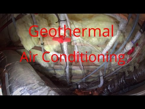 HVAC Service: Surveying FHP Florida Heat Pump GeoThermal Heatpump System