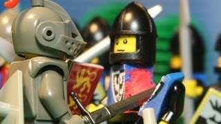 1415 Lego Battle of Agincourt, Hundred Years War