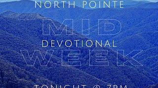 Wednesday Night Devotional // June 3rd