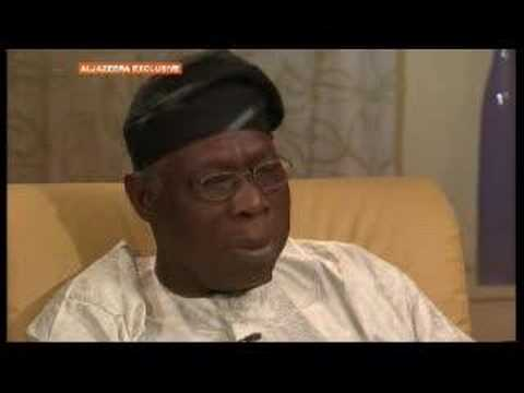 Exclusive interview with Olusegun Obasanjo - 29 May