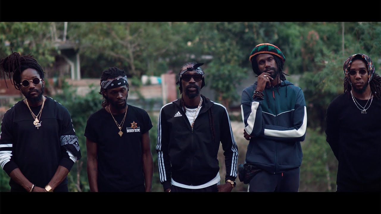 Runkus x Jesse Royal x Royal Blu x Kabaka Pyramid x Munga Honorable - 5Gs (Official Music Video)