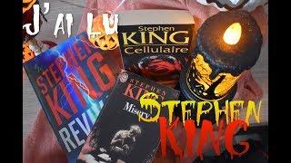 UPDATE SPECIAL STEPHEN KING 📚 JessLivraddict