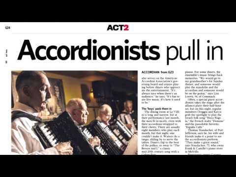 Long Island Accordion Alliance E35