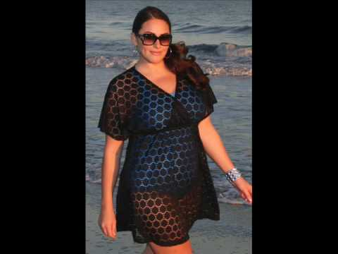a42f6d66398 Plus Size Swimwear - Always For Me - Maui Tunic 7008x - YouTube