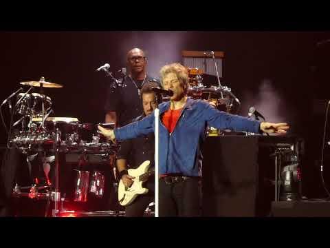 """Bad Medicine"" Bon Jovi@PPL Center Allentown, PA 5/2/18"