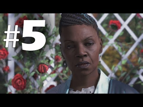 Detroit Become Human Part 5 - Repairs - Gameplay Walkthrough PS4 Pro 4K