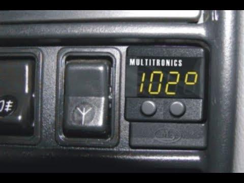 Бортовой компьютер на ГАЗ 3110