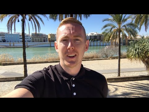 SEVILLA 0-0 MAN UTD | VLOG | TICKETLESS IN SEVILLE!
