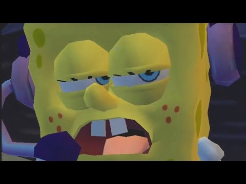 The SpongeBob SquarePants Movie [XBOX] FULL Walkthrough