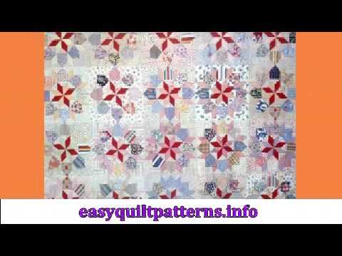 Easy quilt patterns for men YouTube Amazing Quilt Patterns For Men