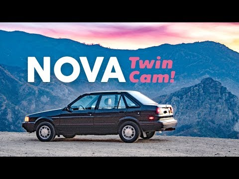 Here's Why My Rare Chevrolet Nova Twin Cam Is So Much Fun