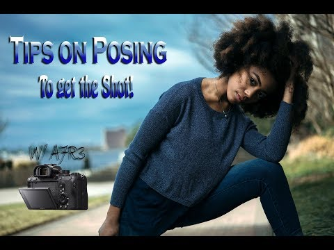 How I pose my Models to get the Shot! Using your Location.