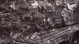 古代エジプトの象徴である、ヒエログリフ。そんな、ヒエログリフが奇し...