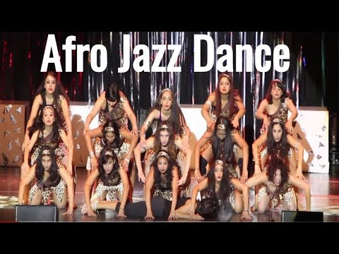 Afro Jazz |Shiamak|Tun Tunak Tun|tun tunak tun hera pheri hd|Dance|lyrics|jazz|trap