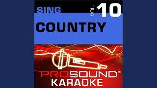Put Yourself In My Shoes (Karaoke Lead Vocal Demo) (In the Style of Clint Black)