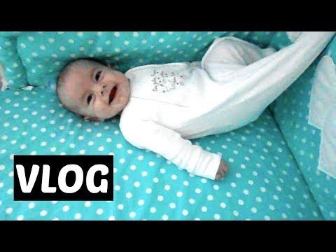 VLOG - Reveil de bébé en douceur