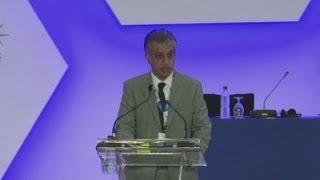 Sheikh Salman defeats Yousef Al-Serkal to claim AFC presidency
