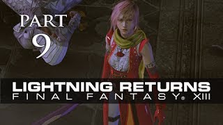 Lightning Returns Final Fantasy XIII Walkthrough Part 9 - Cemetery Murder (Gameplay Let