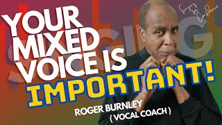 Your Mixed Voice Iṡ Important! | Online Singing Lessons | Throat Singing