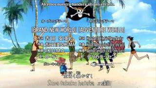 One Piece Opening 6 HD