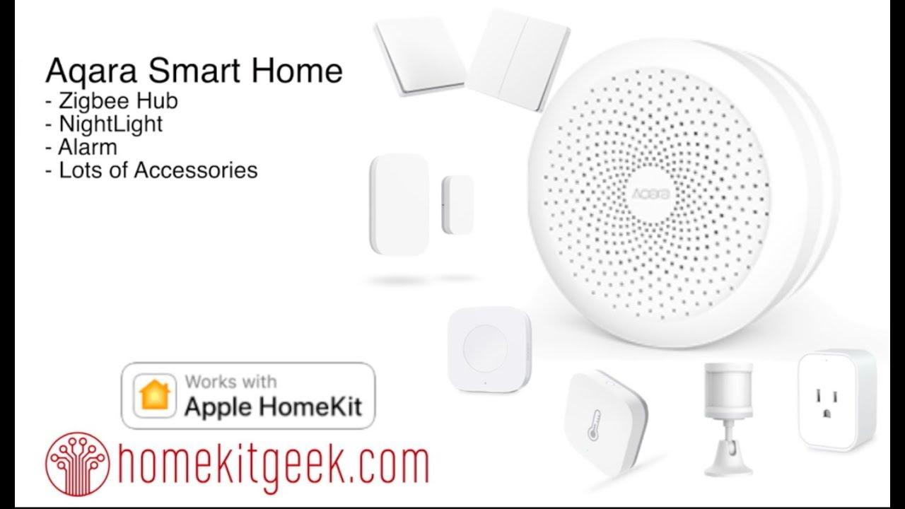 Aqara Homekit Hub: First Looks