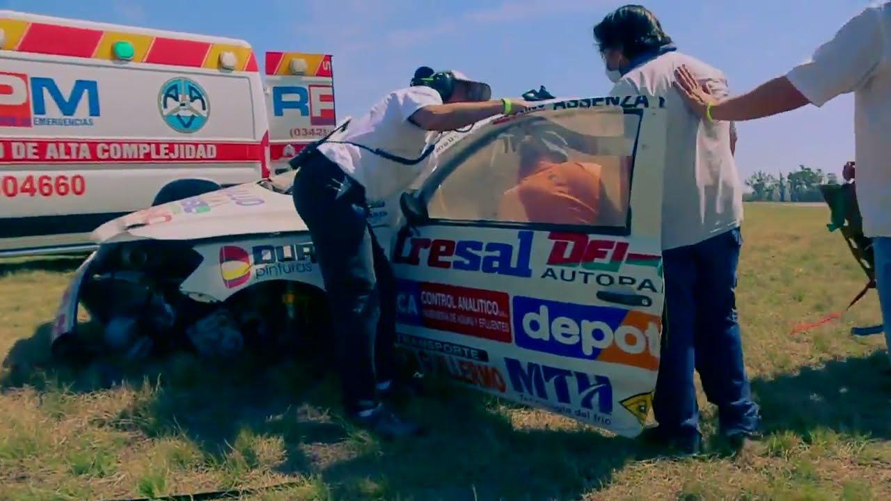 Download Rescate de Miguel Ciaurro tras el vuelco sufrido en Córdoba - Turismo Nacional 2021 (TN)