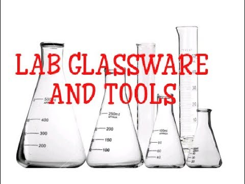 Laboratory Equipment Names And Uses - Laboratory Glassware Names