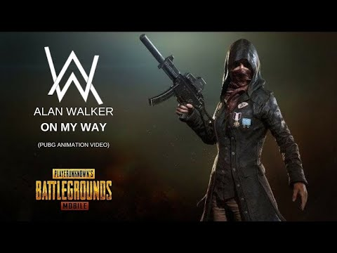 pubg-song-remake-alan-walker---on-my-way-(lyrics)-[pubg-cover-edition]