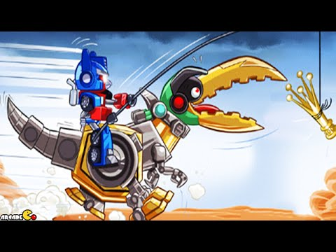 Angry birds transformers - фото 8