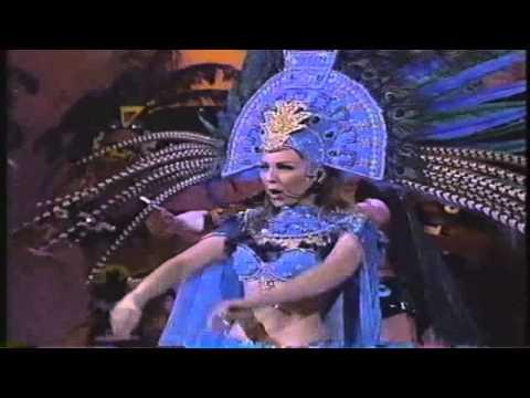 Thalia  Amor A La Mexicana Tequila Radio Edit Diosas De Plata 1997