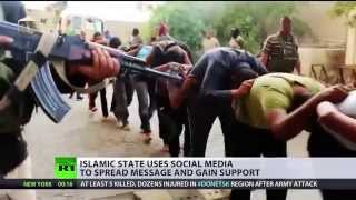 Isis Horror Show Islamic State Beheading Vid And Social Media Leverage