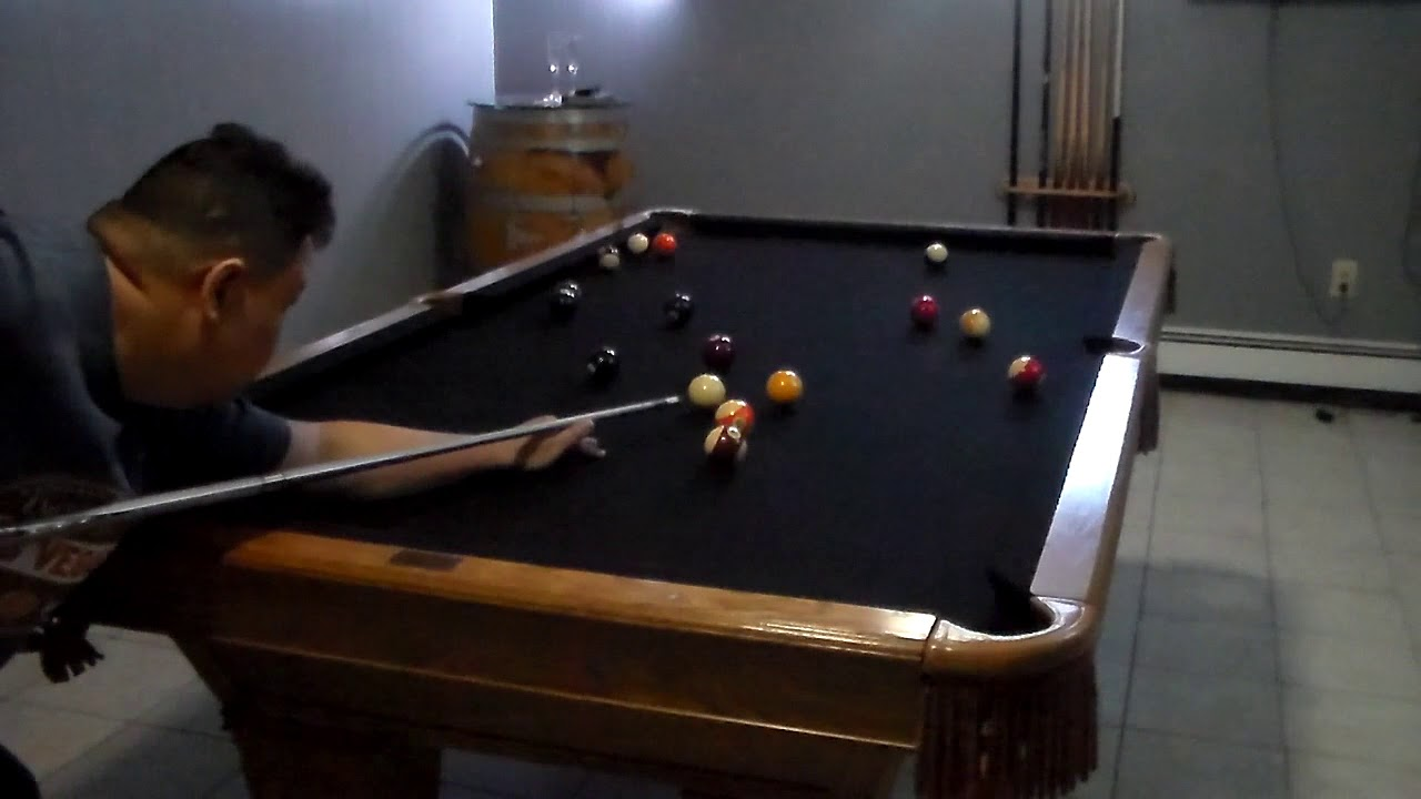 8 Foot Brunswick Billiard Table Review Youtube