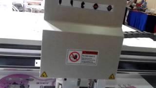pvc Sintra foam forex kt board cutter table plotter machine