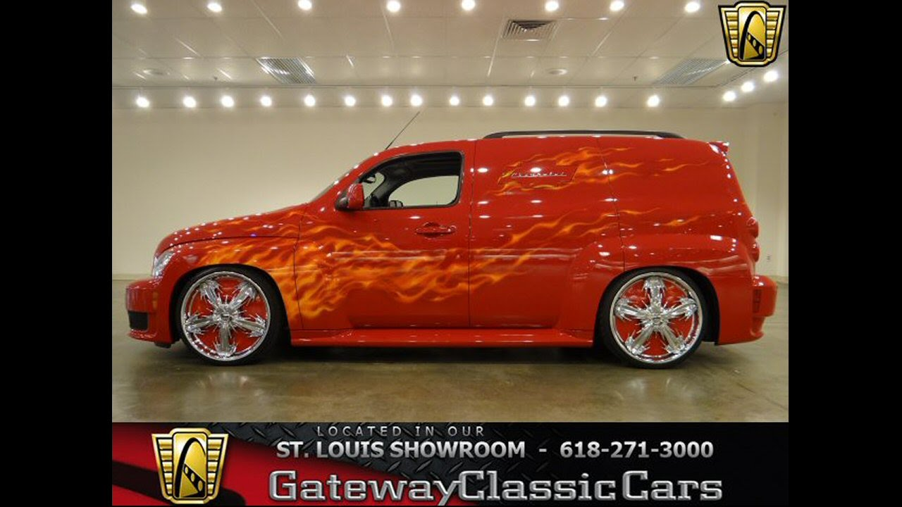 All Chevy 2006 chevy hhr for sale : 2006 Chevrolet HHR - #6103 - Gateway Classic Cars St. Louis - YouTube